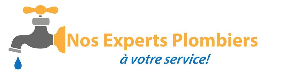 Nos experts plombiers à votre service!